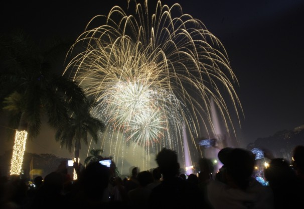 New Year's Eve Parties in Manila to Welcome 2013