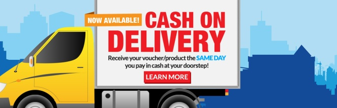 CashCashPinoy - Cash on Delivery