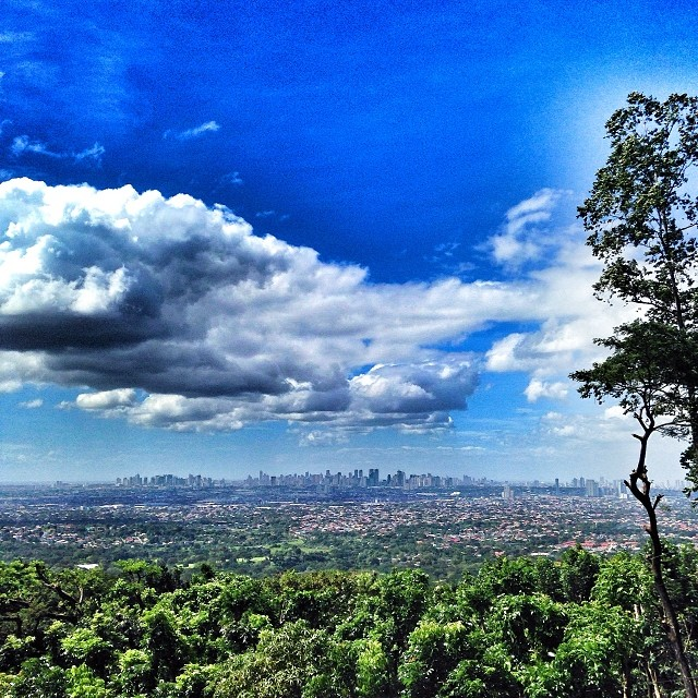 overlooking antipolo