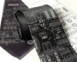Rocket Science Necktie